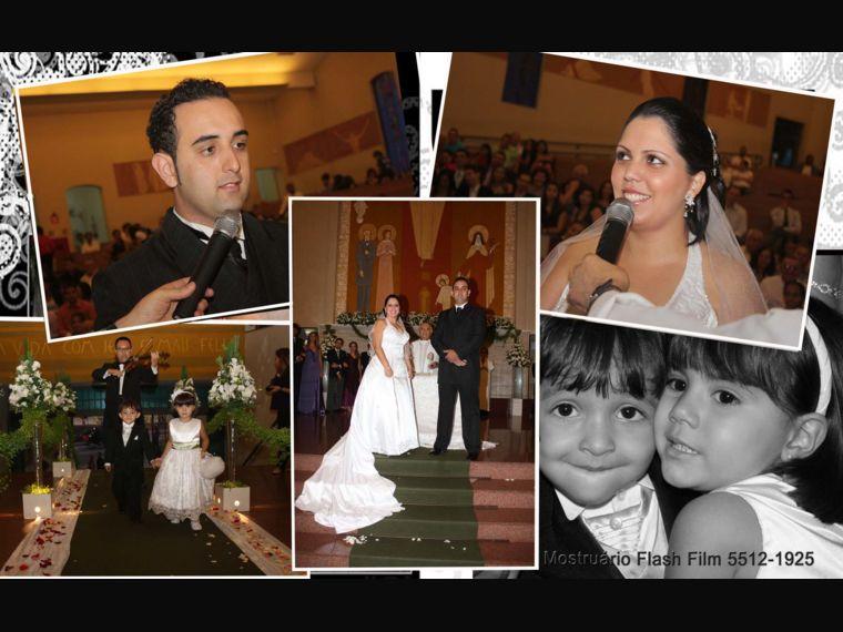 Foto e Filmagem para Casamento no Taboao