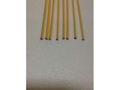 VARETAS EM PVC / ABS: CANTONEIRAS EM ABS: CANTONEIRA EM ABS 3mm X 1000 PCT C/ 10 UNID ( marfin )