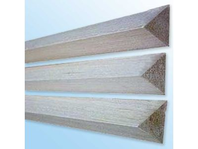 Produtos em Destaque: Vareta Triangular 20 x 20 x 930 mm pct c/ 10
