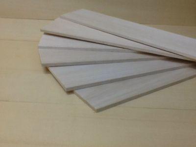 Produtos em Destaque: MADEIRA BALSA 4AAAA DE 6 X 100 X 930 /915 PCT C/ 6 UNID
